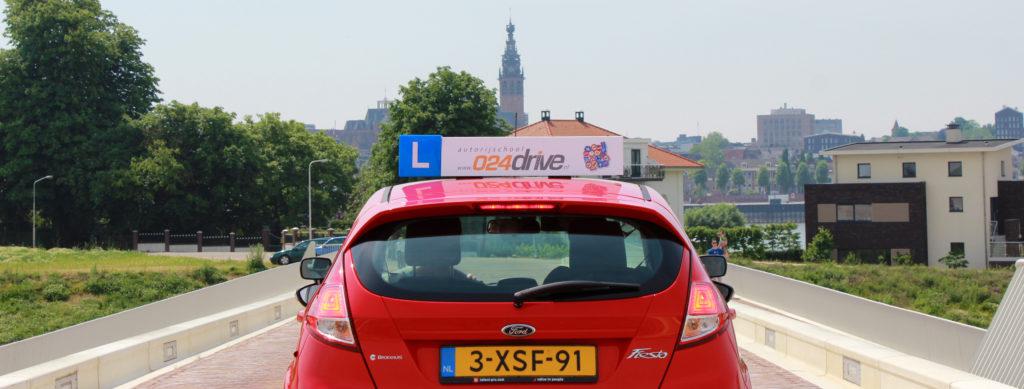 praktijkles autorijden nijmegen bij 024drive spoedcursus rijbewijs